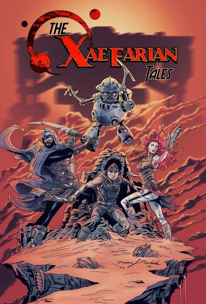 The Xaefarian Tales