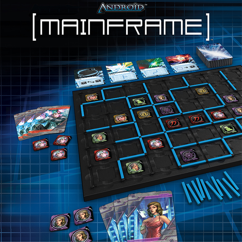 Mainframe Boardgame